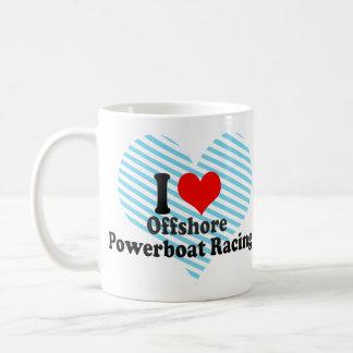 I love Offshore Powerboat Racing Mugs