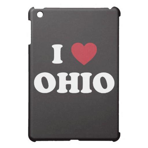 I love Ohio iPad Mini Covers