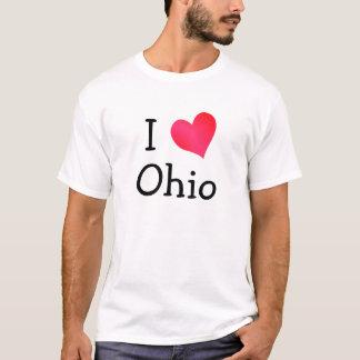 I Love Ohio T-Shirt