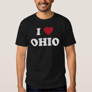 I love Ohio Tee Shirt