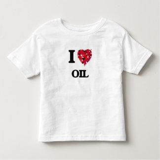 I Love Oil T-shirt