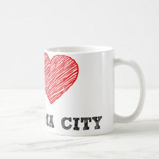 I Love Oklahoma City Coffee Mug