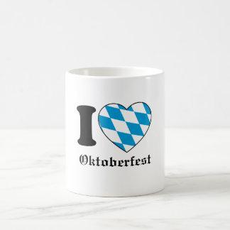 I Love Oktoberfest - Bavaria Mug