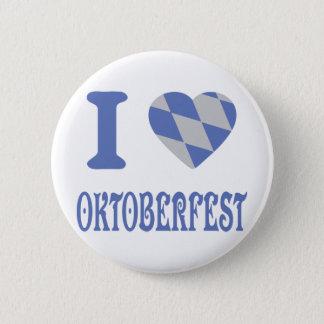 I love oktoberfest button