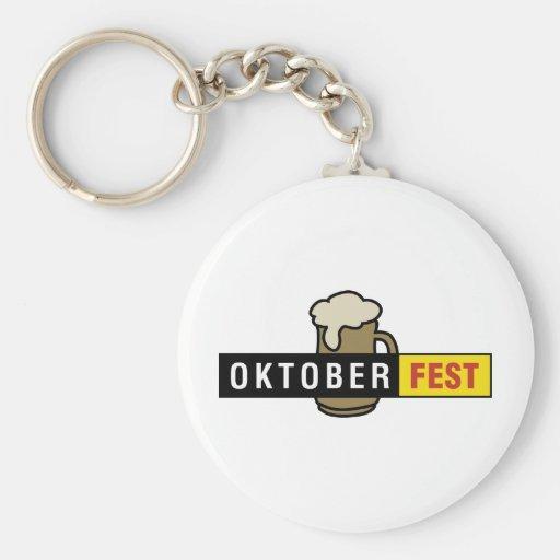 I love Oktoberfest Keychains