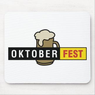 I love Oktoberfest Mouse Pad