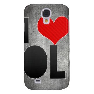 I Love OL Galaxy S4 Case