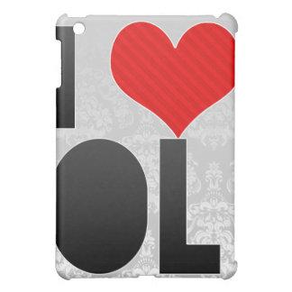I Love OL iPad Mini Cover