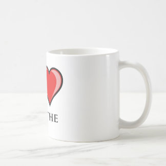 I Love Olathe Coffee Mug