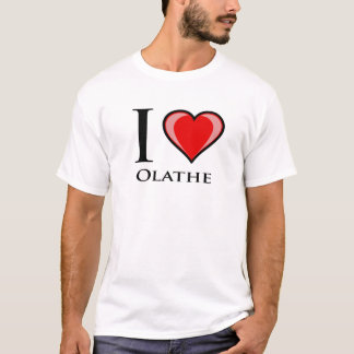 I Love Olathe T-Shirt