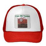 I love old AC tractors Mesh Hat
