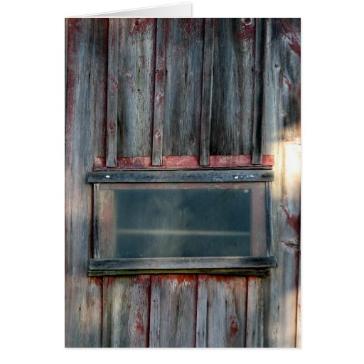 I love old barns! cards