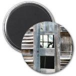 I love old barns! refrigerator magnets