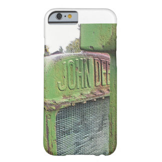 I love old green tractors barely there iPhone 6 case
