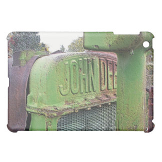 I love old green tractors iPad mini cover