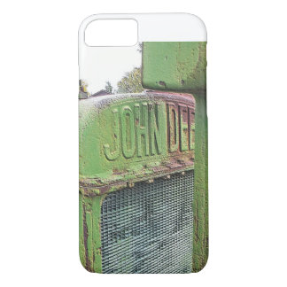 I love old green tractors iPhone 8/7 case