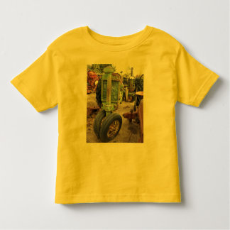 I love old green tractors t shirts