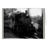 I love old trains - Arcade and Attica Railroad Card
