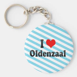 I Love Oldenzaal, Netherlands Keychain