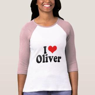 I Love Oliver Tee Shirts