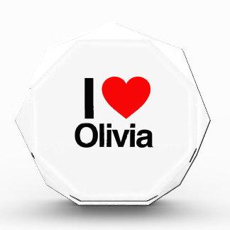 i love olivia award