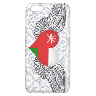 I Love Oman -wings iPhone 5C Case