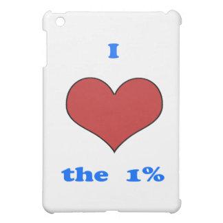 I Love One Percent Case For The iPad Mini