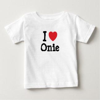 I love Onie heart T-Shirt