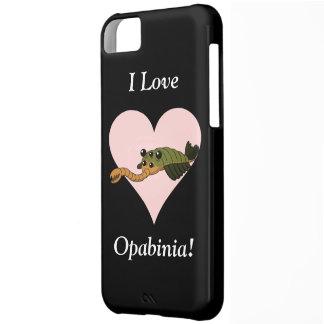 I Love Opabinia! iPhone 5C Cover