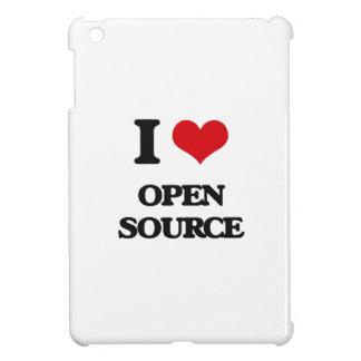 I Love Open Source Case For The iPad Mini