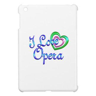 I Love Opera iPad Mini Cover