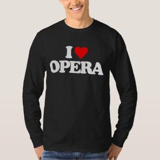 I LOVE OPERA T-Shirt