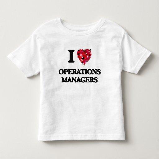 I love Operations Managers Toddler T-shirt T-Shirt, Hoodie, Sweatshirt