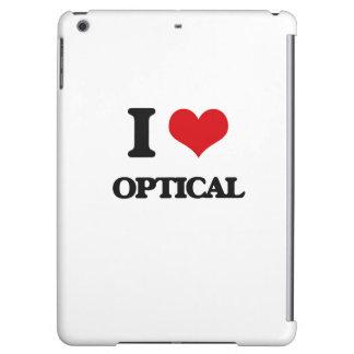 I Love Optical iPad Air Cases