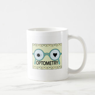 I Love Optometry Coffee Mug