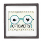 I Love Optometry Premium Jewelry Boxes