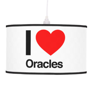 i love oracles ceiling lamps