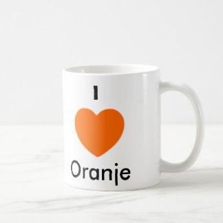 I love Oranje Mugs