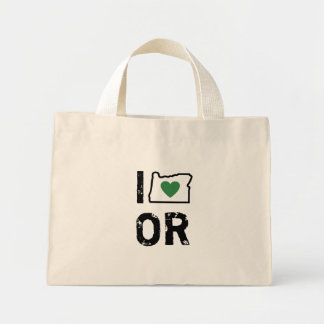 I Love Oregon Bag