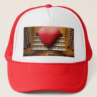 I love organs hat