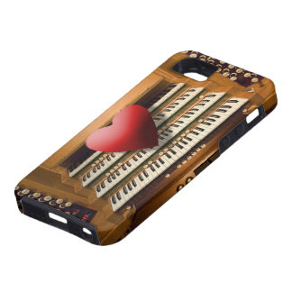 I love organs iPhone 5 covers