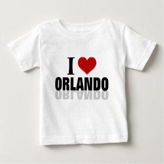 I love Orlando Baby T-Shirt