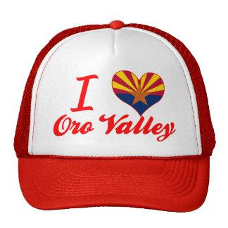 I Love Oro Valley, Arizona Mesh Hat