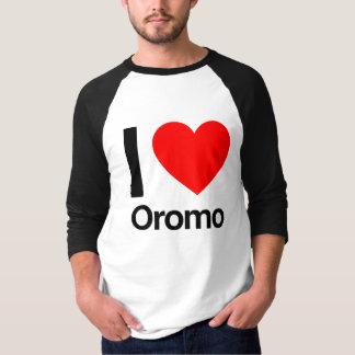 i love oromo shirt