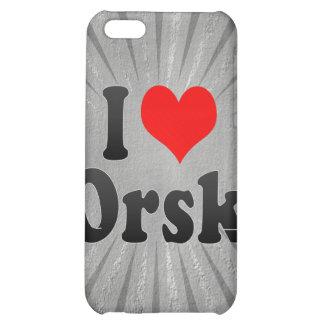 I Love Orsk, Russia. Ya Lyublyu Orsk, Russia iPhone 5C Case