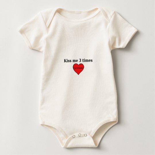 I love Orthodoxy - Infant Baby Bodysuit