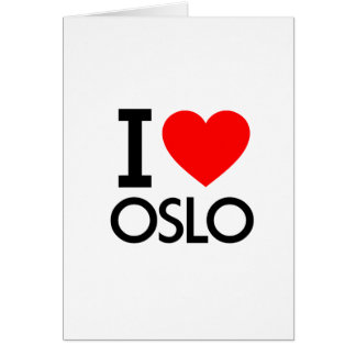 I Love Oslo Card