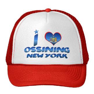 I love Ossining, New York Hat