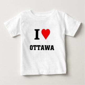 I love Ottawa Baby T-Shirt