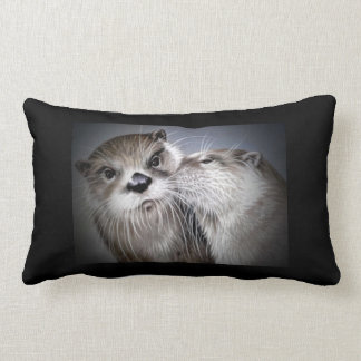 I love Otters Pillow